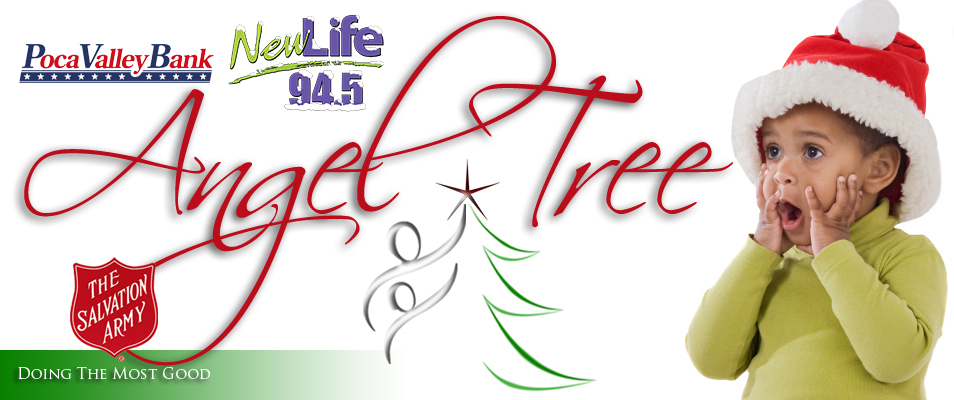 salvation army angel tree application information - Salvation Army Christmas Angel